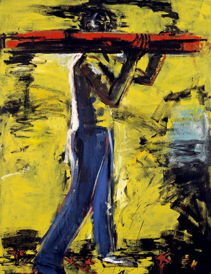 Strandarbeiter, 1985