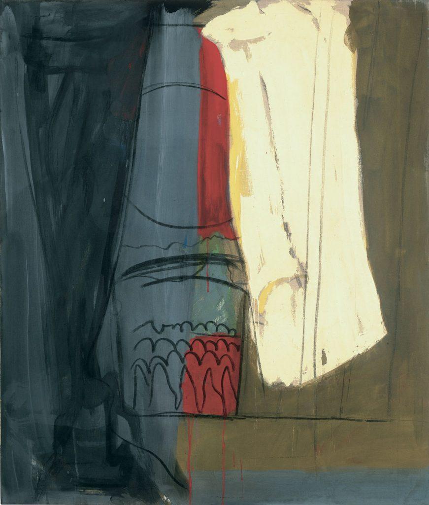 Hüttenbild III, 1964