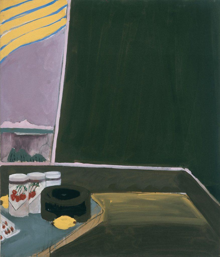 Hüttenbild V, 1964