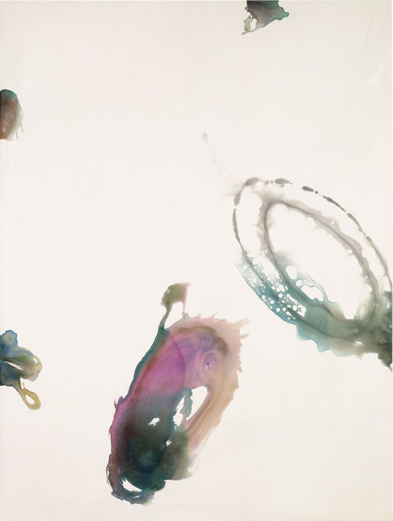 Inselsprung I, 2004