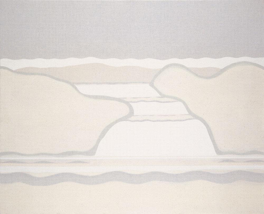 Weißer Wasserfall, 1967