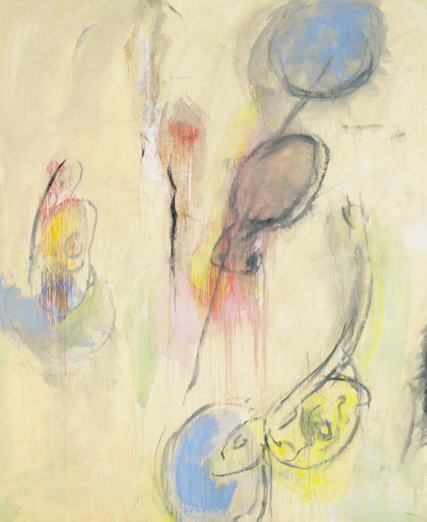 Austritt, 1990