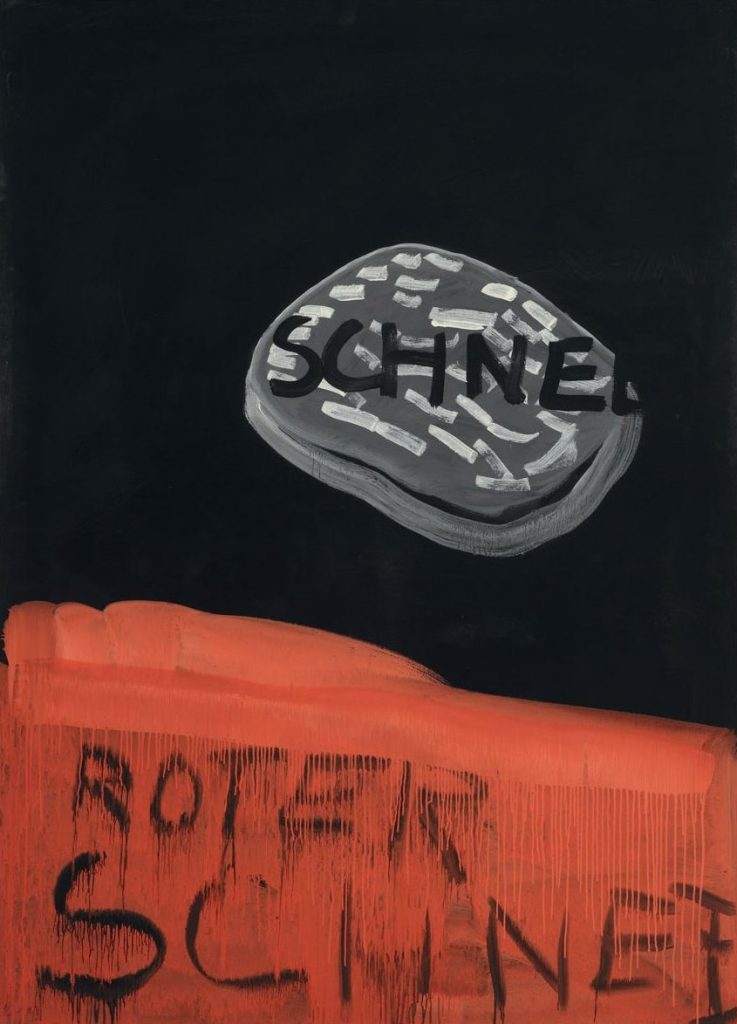 Roter Schnee, 1969