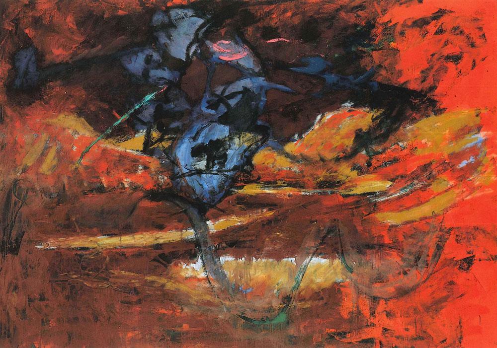 Blütenschuß, 1988