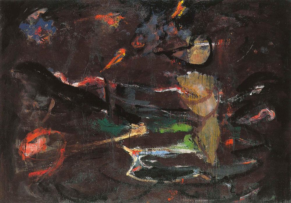 Anderer Stern, 1987/88