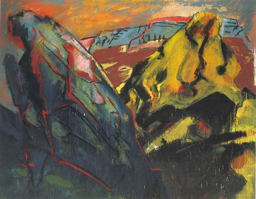 Blocklava - Tagtraum, 1980