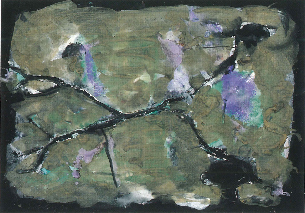No Title, 1990